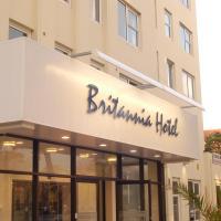 大不列颠伯恩茅斯酒店,位于伯恩茅斯的酒店