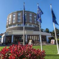 大不列颠圆屋酒店,位于伯恩茅斯的酒店