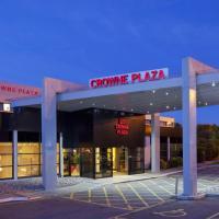 Crowne Plaza Manchester Airport, an IHG Hotel(假日皇冠曼切斯特机场酒店)