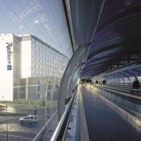 Radisson Blu Manchester Airport(曼彻斯特机场丽笙布鲁酒店)