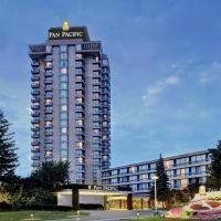 多伦多泛太平洋酒店,位于多伦多的酒店