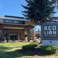 德斯特特河红山套房酒店 - 本德,位于本德的酒店