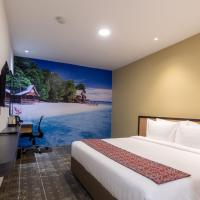 Hotel 7 Suria,位于哥打京那巴鲁的酒店