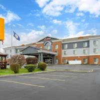 Comfort Suites Abingdon I-81,位于阿宾顿的酒店