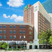 Holiday Inn Charlotte Center City, an IHG Hotel,位于夏洛特的酒店