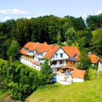 卡尔尼卢本霍夫酒店,位于菲尔斯滕费尔德附近洛伊佩尔斯多夫的酒店