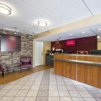 Red Roof Inn Tampa - Brandon,位于坦帕的酒店