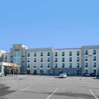 康福特茵酒店 - 靠近丹佛市中心,位于丹佛的酒店