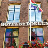 Boutique Hotel De Doelen,位于格罗宁根的酒店