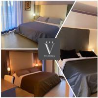 维多利亚酒店,位于波米利亚诺达尔科的酒店