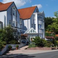霍特潘森维塔利斯酒店,位于巴特赫尔斯费尔德的酒店