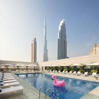 迪拜市中心罗弗酒店,位于迪拜的酒店