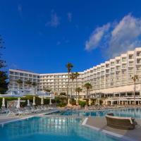 莱昂纳多广场塞浦路斯马里斯海滩酒店及Spa,位于帕福斯的酒店