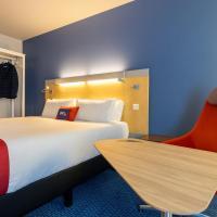 根特快捷假日酒店,位于根特的酒店