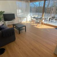 Charming 1 Bedroom with Terrace and Free Parking in Business Area In Luxembourg City