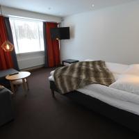 山区中心STF赫玛万斯酒店,位于赫马万的酒店