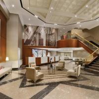 多伦多市中心希尔顿逸林酒店,位于多伦多的酒店