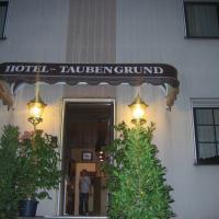 Airport-Hotel zum Taubengrund(尊姆陶蹦谷昂德机场 - 酒店)