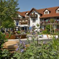 温泉绿洲加尼酒店,位于巴特布卢毛的酒店