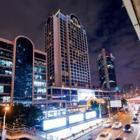 上海国际贵都大饭店,位于上海的酒店