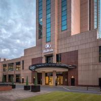 希尔顿格拉斯哥酒店,位于格拉斯哥的酒店