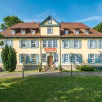 Hotel Zum Herrenhaus,位于Behringen的酒店
