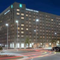 波士顿洛根机场使馆套房酒店,位于波士顿的酒店