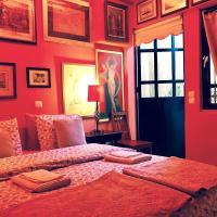 Gallery Basement in Villa Vravrona(韦瑞洛纳画廊地下室旅馆)