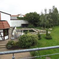 Hainich-Ferienwohnung,位于Hörselberg-Hainich的酒店