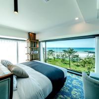 济州马雷沃海滩酒店,位于济州市的酒店