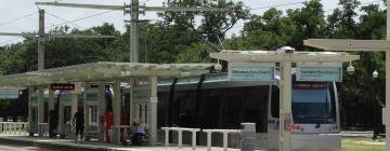 赫尔曼纪念医院/休斯顿动物园站周边酒店