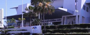 黄金海岸会展中心周边酒店
