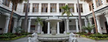 Fine Arts Museum of Caracas周边酒店
