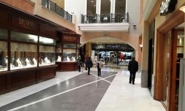 桑顿城购物中心周边酒店