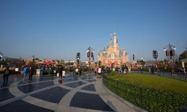 上海迪士尼乐园周边酒店