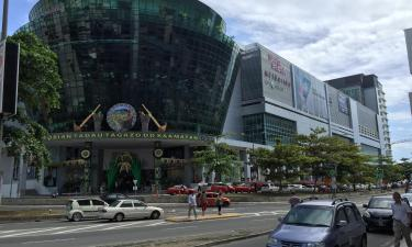 沙巴曙光购物广场周边酒店