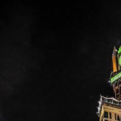 麦加皇家钟楼, 麦加
