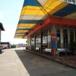 Mekong Express Bus Station, 金边