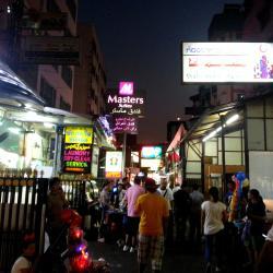 阿拉伯街, 曼谷