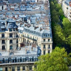 蒙田大道, 巴黎