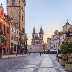 老城广场, 布拉格