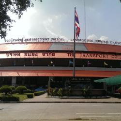 莫奇特曼谷汽车北站, 曼谷