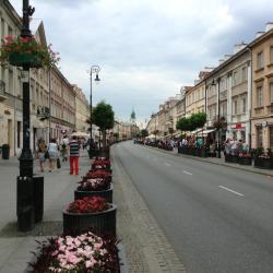 新世界街, 华沙