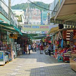 国际市场, 釜山