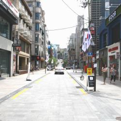 狎鸥亭罗德奥街, 首尔