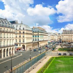 里沃利路, 巴黎