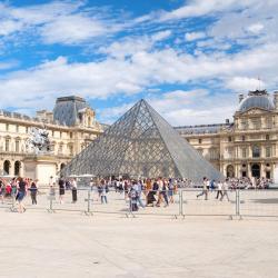 卢浮宫, 巴黎