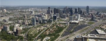 Dallas - Fort Worth Metropolitan Area的酒店