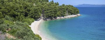 Makarska Riviera的公寓
