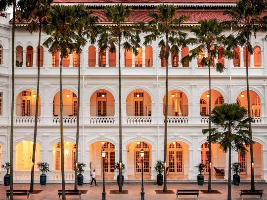 """世界上超古老的六家酒店,愈""""陈年""""愈有味"""